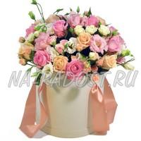 Цветы в коробке №6 MELODY