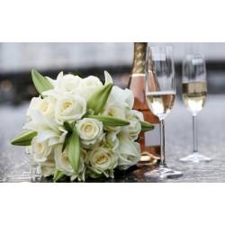 Цветы для подарка на свадьбу