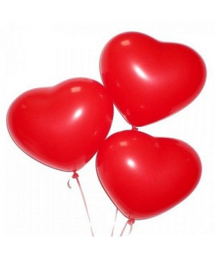 """Воздушные шары """"Сердца"""""""
