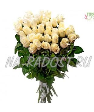 "Букет ""41 белая роза"""