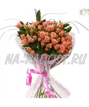 """Букет роз """"Блаженство"""""""