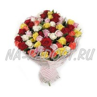 """Букет роз """"Осенняя гармония"""""""