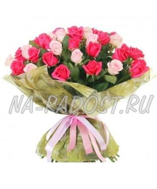 """Букет роз """"Прелесть весны"""""""