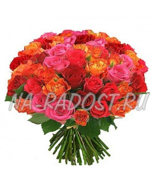 """Букет роз """"Великолепие роз"""""""