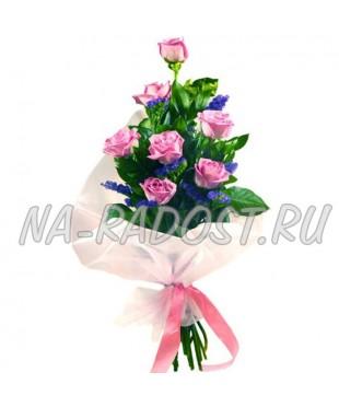 """Букет из роз """"Вершина"""""""