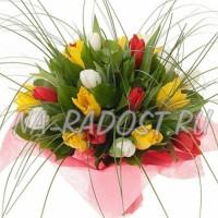 """Букет тюльпанов """"Весна пришла..."""""""